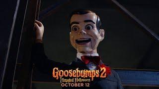 GOOSEBUMPS 2: HAUNTED HALLOWEEN – Old Friend (In Theaters October 12)