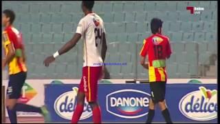 But Saad Bguir (81') ! EST vs ESZ 2-0 février 2017  [Coupe de Tunisie 2017, 1/4]
