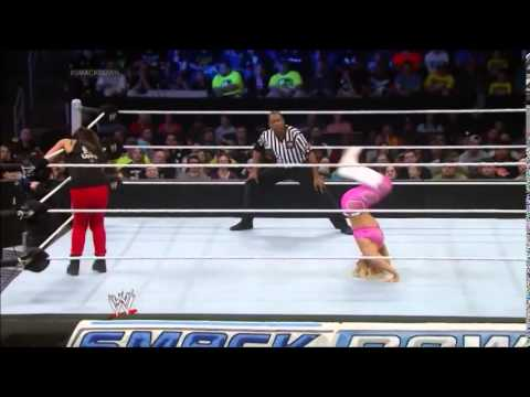 Wwe Divas Selling Moves Perfectly Compilation video