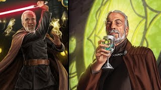 What Count Dooku Did in His Free Time [Canon] - Star Wars Explained