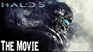 Halo 5 Guardians All Cutscenes (Game Movie) with Legendary Ending
