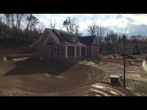 Mallard Landing New House Landscaping   March 2016