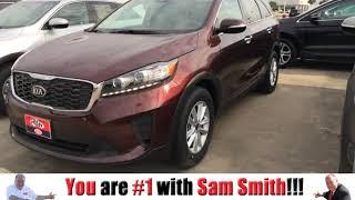 2019 Kia Sorento Awesome SUV Call Sam Now 832-385-4161