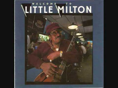 Little Milton - I Can't Quit You Baby.wmv