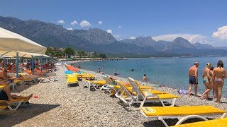Walk in Kemer Antalya (June2019)