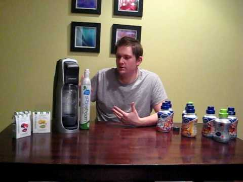 SodaStream Home Soda Maker Review