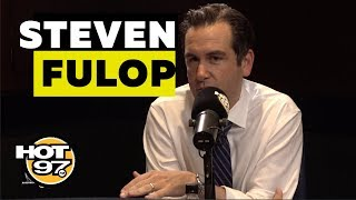 Jersey City Mayor Steven Fulop Makes A BIG Announcement