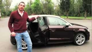 Audi A1 Sportback Car-Globe