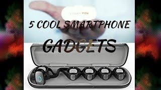 5 🥶cool🥶 smartphone gadgets