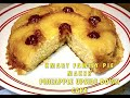 Pineapple Upside Down Cake Kmart Family Piemaker Cheekyricho Cooking Youtube Video Recipe ep.1,387