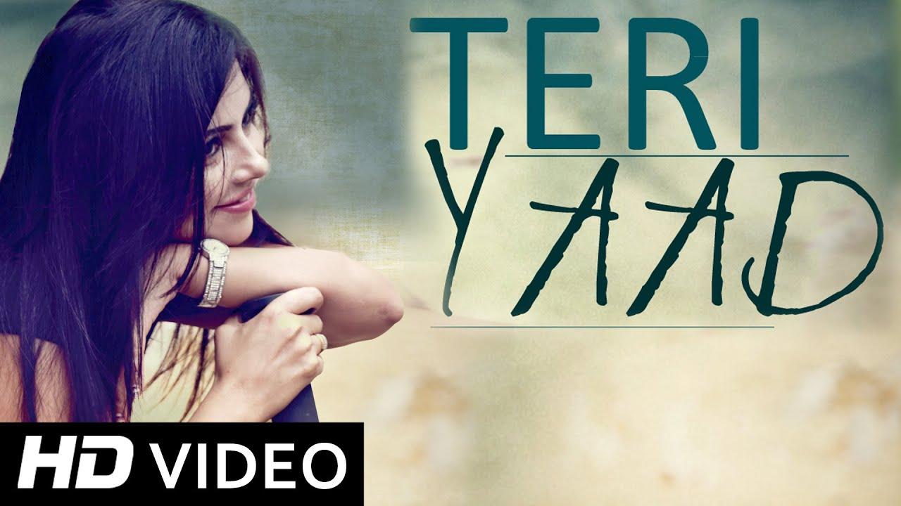 New Hindi Songs 2014 Teri Yaad Vijay Prakash Sharma