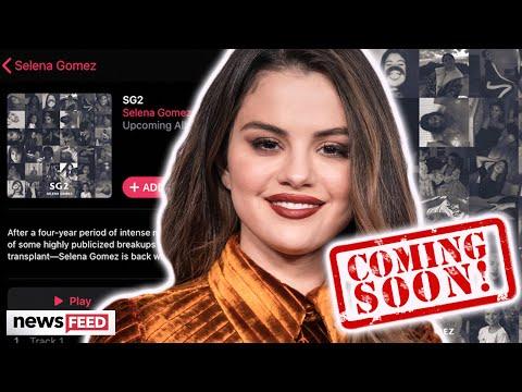 Download Selena Gomez ANNOUNCES New Album Release Date! Mp4 baru