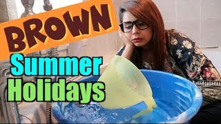 Brown Summer Holidays| Browngirlproblems1