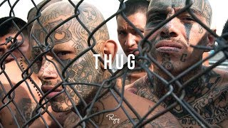 """Thug"" - Suspense Rap Beat | Free New Trap Hip Hop Instrumental Music 2018 | Ihaksi #Instrumentals"