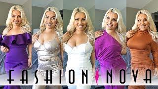 Fashion Nova Haul | Date Night Outfits!