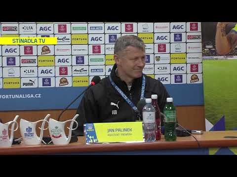 Tisková konference hostujícího trenéra po utkání Teplice - Slovácko (8.3.2020)