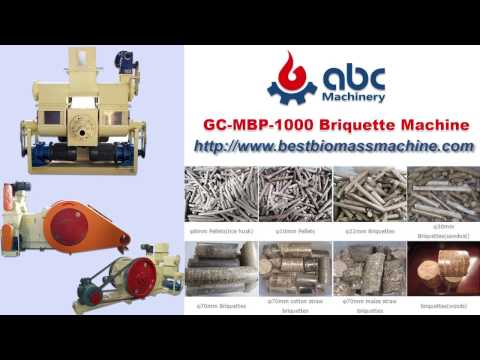 Punching Biomass Briquetting Plant – Advanced Biomass Briquetting Line for Sale