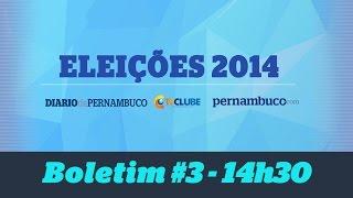 #3 Boletim Elei��es 2014 [SEGUNDO TURNO]