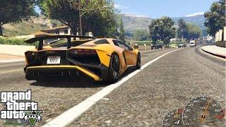 download lagu Gta 5 Mods - Lamborghini Aventador Sv gratis