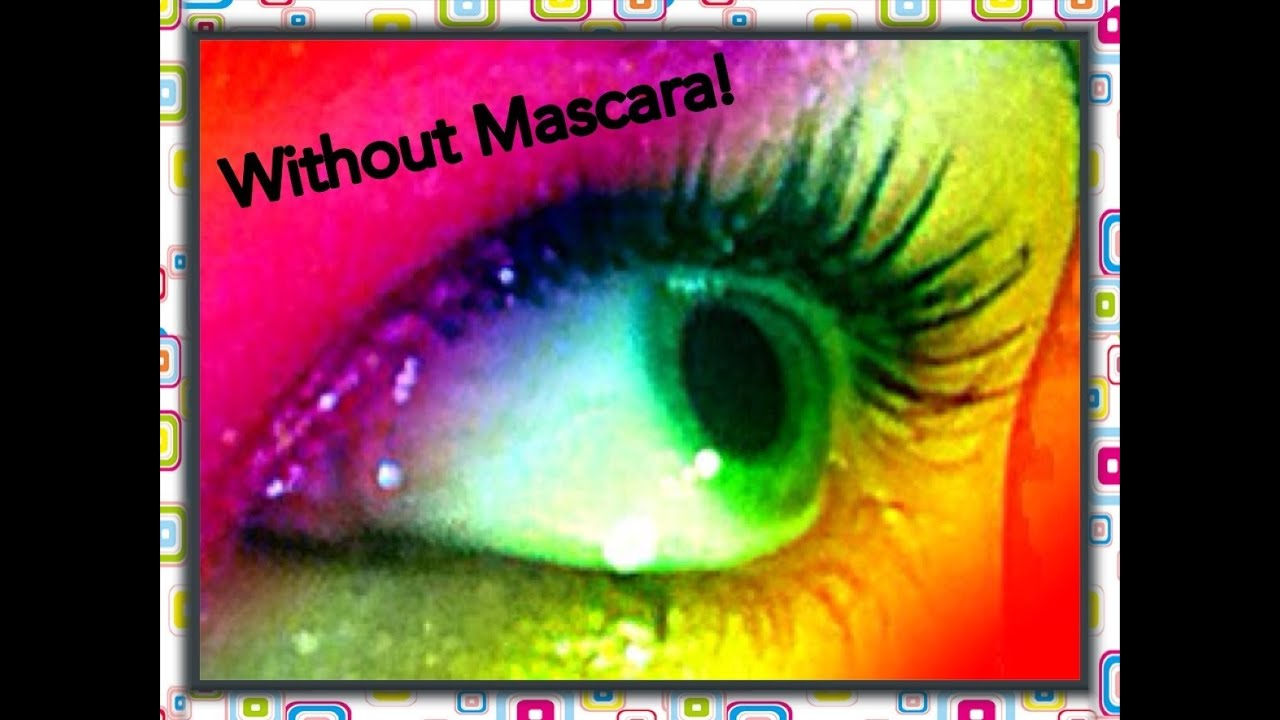 how to grow eyelashes faster and thicker naturally