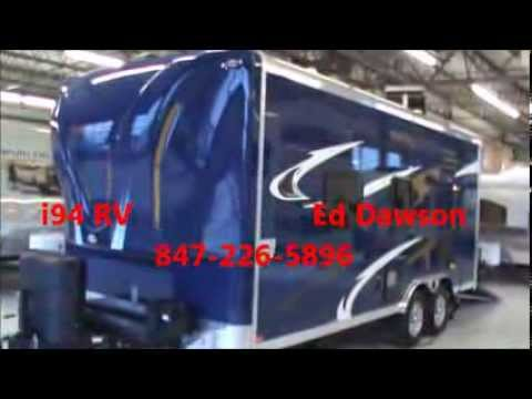 2014 Work & Play 18EC Toy Hauler for Sale Forest River RV