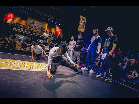 Circle Industry 2019 | Checkmate Battle Semifinal: Red Bull BC One All Stars vs. Mafia 13