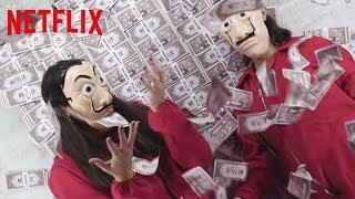Netflix En Comic Con | Camila
