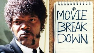 Pulp Fiction - Story Structure Analysis - MBD