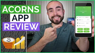Acorns App Review - How To Make Money With The Acorns App