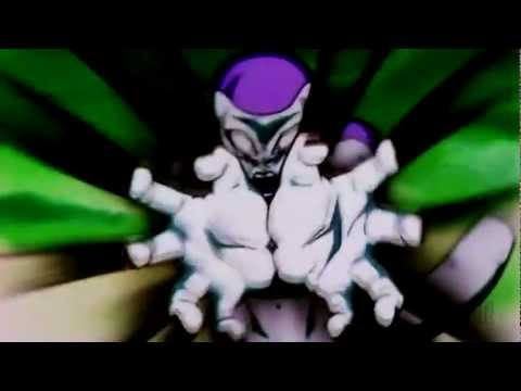 DRAGON BALL Z ACTION AMV - LIES, GREED, MISERY [Linkin Park - Living Things]  [HD 1080p]