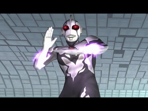 Chaosroid U vs Ultraman Gaia ★Play ウルトラマン FER カオスロイドU thumbnail