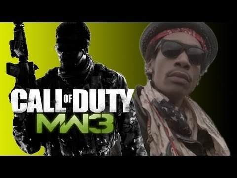 Wiz Khalifa - Work Hard Play Hard (music Video Parody) Call Of Duty: Modern Warfare 3 video