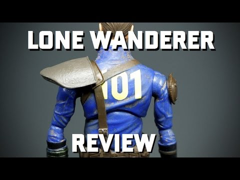 Fallout 3 Lone Wanderer - Fallout Legacy Collection Action Figure Review From Funko