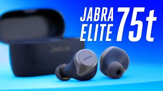Jabra Elite 75t first look: the AirPods rival gets an upgrade