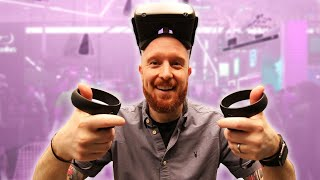 Oculus Quest Hands On - Why The Hype Is Real