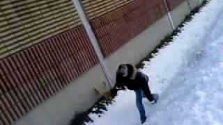 georg der schneesegler xD