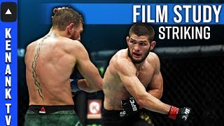 The REAL Reason: How Khabib OUT-STRUCK Conor McGregor!? (Film Study) | UFC 229: Full Fight Breakdown