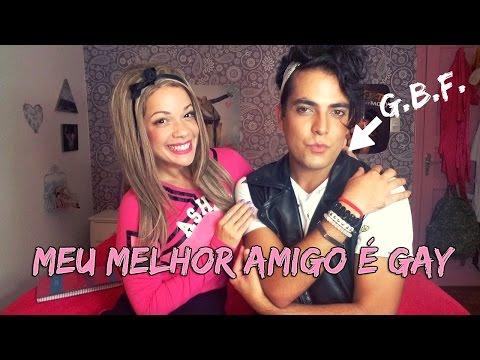 MEU MELHOR AMIGO É GAY by Ashley
