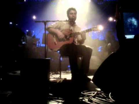 Jose Gonzalez - Heartbeats (Live - De La Warr Pavilion)