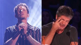 Michael Ketterer Made Simon Cry With His Compassion Heart And Voice