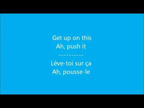 Glee - Push it / Paroles & Traduction