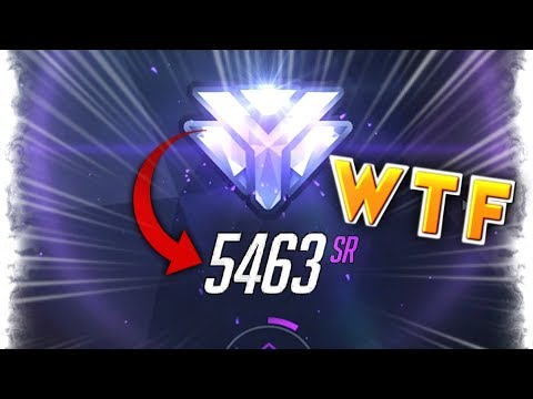 RANK EXPLOIT OR BUG..??   Overwatch Best and Funny Moments - Ep.95
