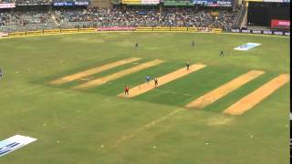 AB de villiers Six vs India- Paytm trophy 5th ODI 2015 Wankhede Stadium