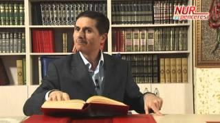 Dr. Ahmet Çolak - 15. Söz Dersleri - 3 - Hayır ve Şer, Dünyada Neden Beraber Bulunuyor?