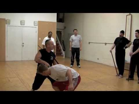 Doyle Clan Irish Stick Fighting - Seminar footage - Bataireacht Image 1