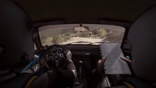Playing Dirt: Rally w/ Logitech Driving Force GT cockpit camera