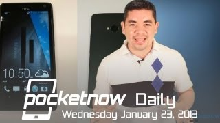 HTC Sense 5 Leaks, Nokia EOS Windows Phones, iOS Domination & More - Pocketnow Daily