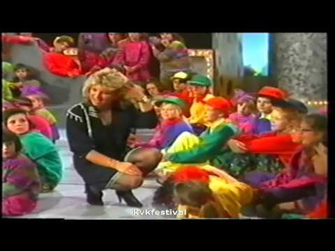 Kinderen voor Kinderen Festival 1990 - Vakantieliefde (Vip-liedje)