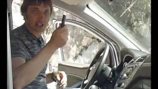 тест Ford Kuga дизель МТ  www.skorost-tv.ru