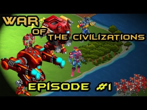 Social Wars Movie - War of the Civilizations Episode #1